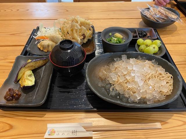 黒豆細麺セット