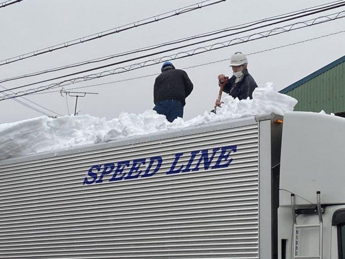 令和3年北陸大雪